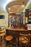 Café da arte Fotos de Stock Royalty Free