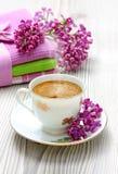 Café da chávena de café imagem de stock royalty free