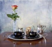 Café da lua de mel Fotografia de Stock Royalty Free