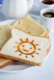 Café da manhã Foto de Stock