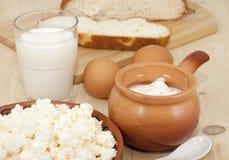 Café da manhã da aptidão Foto de Stock Royalty Free