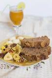 Café da manhã da manhã Fotografia de Stock Royalty Free