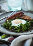 Café da manhã de Paleo imagem de stock royalty free