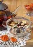 Café da manhã delicioso e saudável Foto de Stock Royalty Free