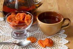 Café da manhã delicioso e saudável Imagens de Stock Royalty Free