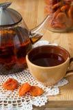 Café da manhã delicioso e saudável Imagens de Stock