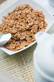 Café da manhã do cereal Fotos de Stock Royalty Free