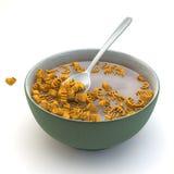 Café da manhã do Euro Fotografia de Stock