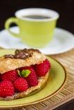 Café da manhã do francês Imagens de Stock Royalty Free