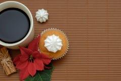 Café da manhã do Natal Fotografia de Stock