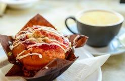 Café da manhã do negócio fotos de stock