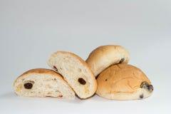 Café da manhã do pão Imagem de Stock