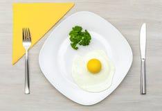 Café da manhã dos jogadores de golfe Imagens de Stock Royalty Free