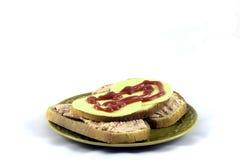 Café da manhã dos pobres Fotos de Stock