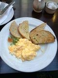 Café da manhã em Londres fotografia de stock royalty free