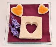 Café da manhã especial Foto de Stock