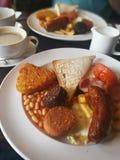 Café da manhã irlandês Fotografia de Stock Royalty Free