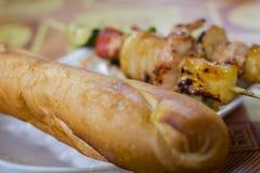 Café da manhã Laos Imagem de Stock Royalty Free
