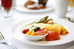 Café da manhã luxuoso 06 imagem de stock