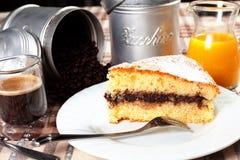 Café da manhã na tabela fotos de stock
