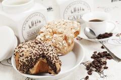 Café da manhã para o dia de easter imagem de stock royalty free