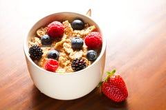 Café da manhã saudável Imagens de Stock