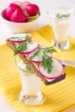 Café da manhã saudável Foto de Stock