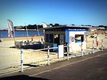 Café da praia Imagem de Stock