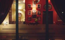 Café da revolta Fotografia de Stock