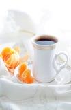 Café dans le bâti Photographie stock libre de droits