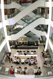 Café de Bangkok Imagenes de archivo