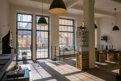 Café de Bitcoin en Praga, República Checa Imagen de archivo libre de regalías