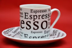 Café de café express Photo stock