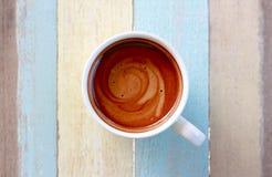 Café de cappuccino Images stock