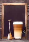 Café de cappuccino Image libre de droits