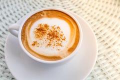 Café de cappuccino Photo stock