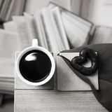 Café de consumición Imagenes de archivo