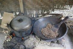 Café de Copi Luwak Foto de archivo libre de regalías
