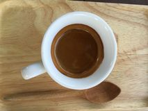 Café de Expresso Foto de archivo