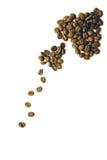 café de flèches image stock