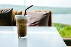 Café de gelo Imagens de Stock