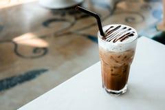 Café de gelo Foto de Stock