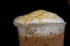 Café de gelo Fotografia de Stock