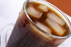 Café de glace photos stock