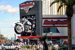 Café de Harley Davidson, Las Vegas imágenes de archivo libres de regalías