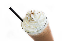 Café de hielo Fotografía de archivo libre de regalías