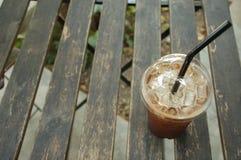 Café de hielo Imagen de archivo