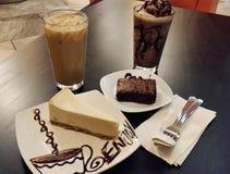 Café de Kolibri foto de stock