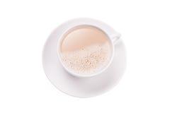 Café de la leche Fotos de archivo libres de regalías