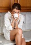 Café de la mañana. Fotos de archivo libres de regalías